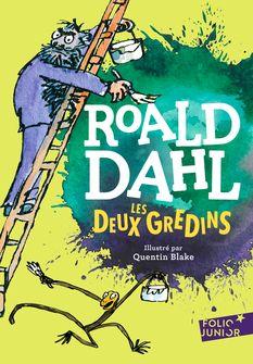 Les Deux Gredins - Quentin Blake, Roald Dahl