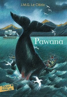 Pawana - J. M. G. Le Clézio, Georges Lemoine
