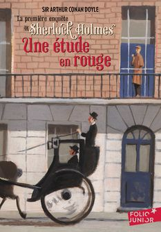 Une étude en rouge - Arthur Conan Doyle, Jeanne Puchol