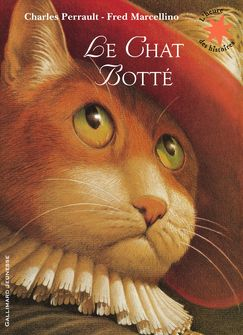 Le Chat Botté - Fred Marcellino, Charles Perrault