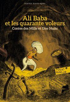 Ali Baba et les quarante voleurs -  Anonymes, Christophe Blain