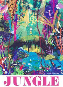Jungle -  Pianina