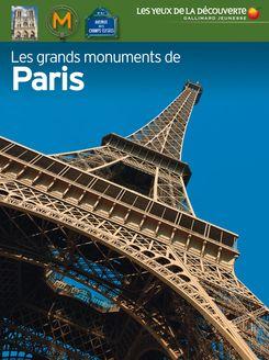 Les grands monuments de Paris - Jean-Michel Billioud