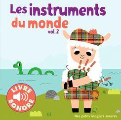 Les instruments du monde - Marion Billet