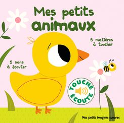 Mes petits animaux - Marion Billet