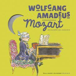 Wolfgang Amadeus Mozart - Charlotte Voake, Yann Walcker