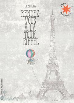 Rendez-vous à la Tour Eiffel -  Elzbieta