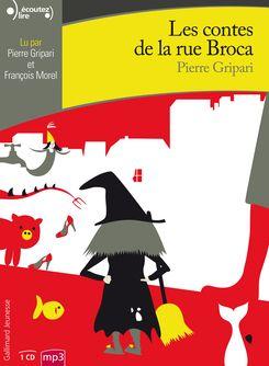 Les contes de la rue Broca - Pierre Gripari