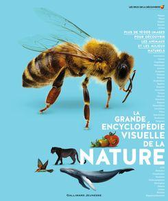 La grande encyclopédie visuelle de la nature -