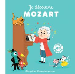 Je découvre Mozart - Charlotte Roederer