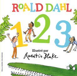 1, 2, 3 - Quentin Blake, Roald Dahl