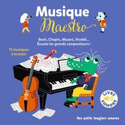 Musique Maestro - Marion Billet