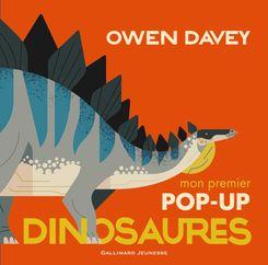 Mon premier pop-up dinosaures - Owen Davey
