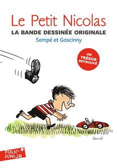 Le Petit Nicolas - René Goscinny,  Sempé