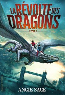 La Révolte des Dragons - Angie Sage