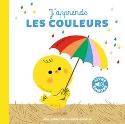 J'apprends les couleurs - Sophie Bouxom