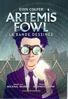 Artemis Fowl - Eoin Colfer, Stephen Gilpin