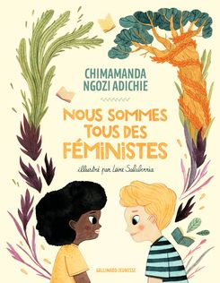 Nous sommes tous des féministes - Chimamanda Ngozi Adichie, Leire Salaberria