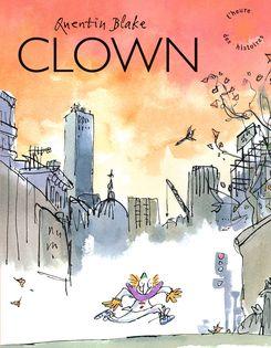 Clown - Quentin Blake