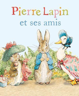Beatrix Potter - La bibliothèque de Pierre Lapin