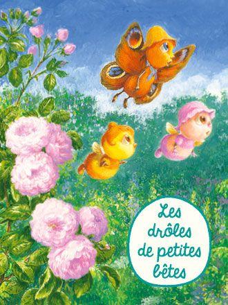 Les Drôles de Petites Bêtes, nouvelle présentation - Giboulées