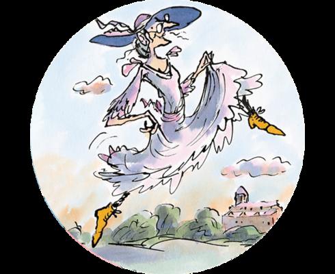 Mlle Charlotte, Gallimard Jeunesse