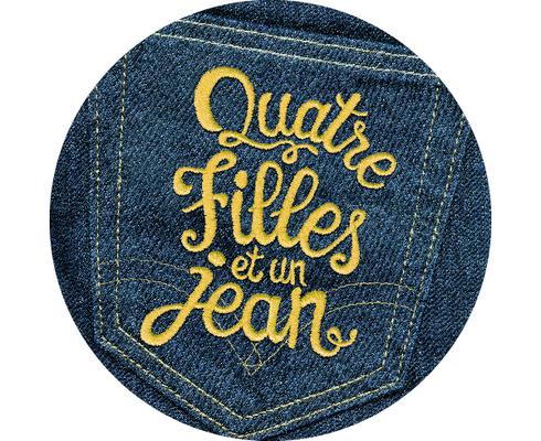 Quatre filles et un jean - Gallimard Jeunesse