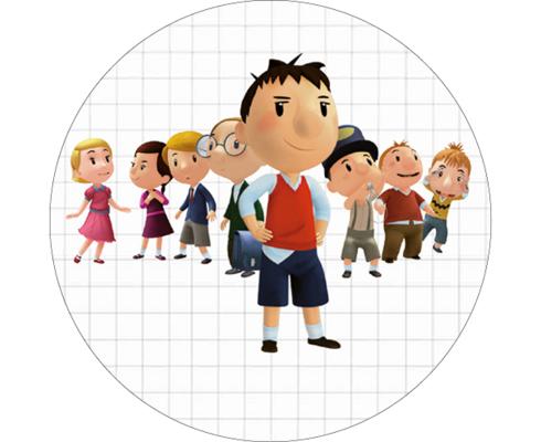 Le Petit Nicolas (série animée) - Gallimard Jeunesse