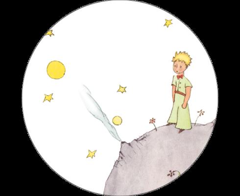 Le Petit Prince par Antoine de Saint-Exupéry.