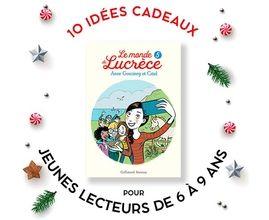 10 idées cadeaux pour jeunes lecteurs de 6 à 9 ans