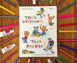 Des livres pour bien vivre ensemble avec nos différences