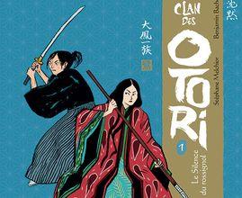 Le Clan des Otori : feuilletez les premières pages de l'adaptation en bande dessinée.