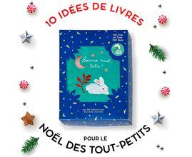 10 idées de livres pour le Noël des tout-petits