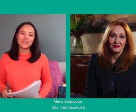 L'Ickabog : J.K. Rowling rencontre les gagnants du concours d'illustration