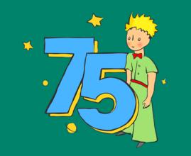 Le Petit Prince fête ses 75 ans en France