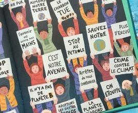 Sensibiliser les jeunes lecteurs à l'écologie et à l'environnement