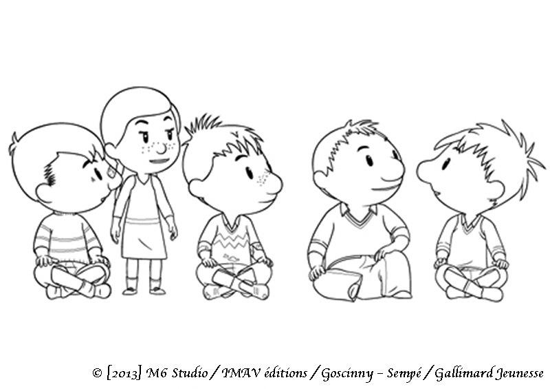 Nicolas et ses copains