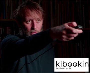 La Pause Kibookin avec Vincent Cuvellier