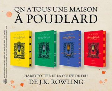 Harry Potter et la Coupe de Feu édition collector
