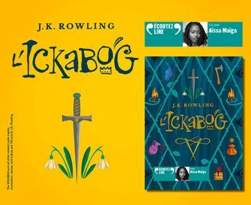 L'Ickabog : le livre audio