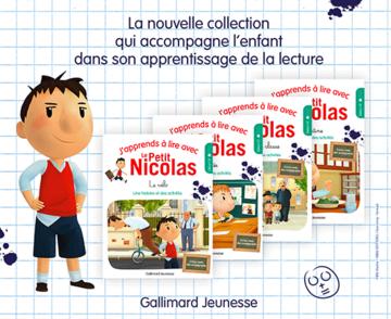 J'apprends à lire avec Le Petit Nicolas
