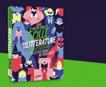 Tout sur la littérature jeunesse