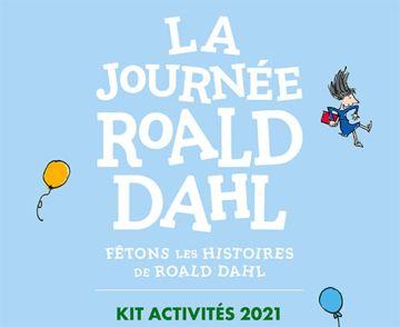 Fêtez les histoires de Roald Dahl avec le kit d'activités 2021 !