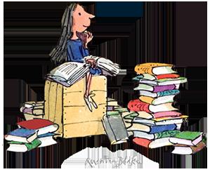Matilda - Gallimard Jeunesse - Quentin Blake