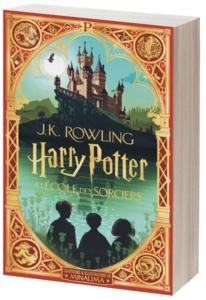 Harry Potter à l'acole des sorciers - MinaLima