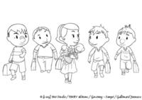 Le petit Nicolas : Qui veut jouer à la poupée ?