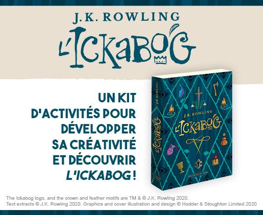 Kit d'activités L'Ickabog