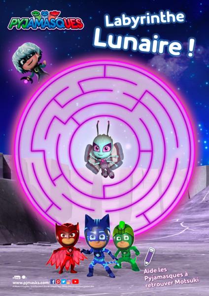 Labyrinthe lunaire