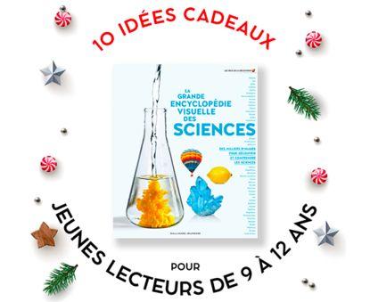 10 idées cadeaux pour jeunes lecteurs de 9 à 12 ans